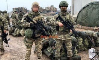 Πληροφορίες ότι την Τετάρτη οι Τούρκοι και οι μισθοφόροι τους θα επιτεθούν στη Μανμπίτζ (φωτο)