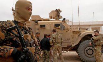 Εξαρθρώθηκε πυρήνας της οργάνωσης Ισλαμικό Κράτος στη Ράκα