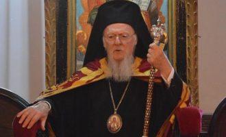 Πώς απάντησε ο Οικ. Πατριάρχης στη λάσπη του Βλάντιμιρ Πούτιν