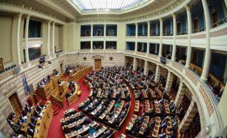 Ποιοι είναι οι οκτώ βουλευτές εκτός ΣΥΡΙΖΑ που ψήφισαν τη Συμφωνία των Πρεσπών