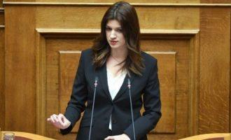 Νοτοπούλου: Θα κερδίσουμε το στοίχημα της νέας εποχής για τη Βόρεια Ελλάδα