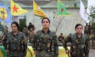 «Στη Μανμπίτζ δεν εισήλθαν ποτέ συριακές κυβερνητικές δυνάμεις»