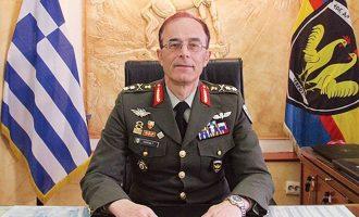 Στο νοσοκομείο με έμφραγμα ο νέος αρχηγός ΓΕΣ Αντιστράτηγος Γ. Καμπάς