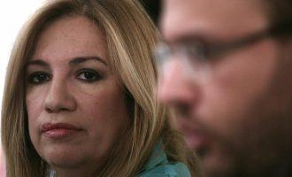 Ο Θεοχαρόπουλος «έδωσε» τη Φώφη: Το Πολιτικό Συμβούλιο του ΚΙΝΑΛ τάχθηκε 5-1 υπέρ των Πρεσπών