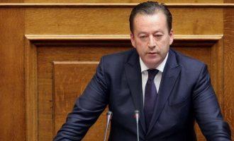 Κόκκαλης: Τι θα πράξω στη Βουλή για ψήφο εμπιστοσύνης και Συμφωνία Πρεσπών
