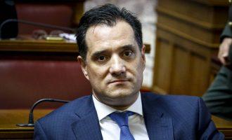 Άδωνις Γεωργιάδης: «Δεν φοβόμαστε» τον «Ρουβίκωνα»