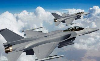 Η Βουλγαρία προχωρά στην αγορά F-16 από τις ΗΠΑ