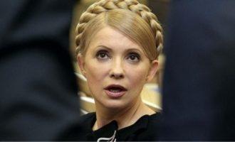 Η πρώην πρωθυπουργός της Ουκρανίας διεκδικεί την προεδρία της χώρας