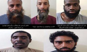 Οι Κούρδοι (SDF) έπιασαν αιχμαλώτους δύο Αμερικανούς, έναν Ιρλανδό και δύο Πακιστανούς τζιχαντιστές