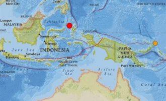 Ισχυρός σεισμός 6,6 Ρίχτερ στην Ινδονησία
