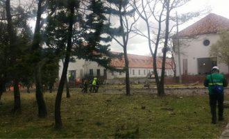 Κολομβία: Φονική έκρηξη κοντά στη σχολή της αστυνομίας στη Μπογκοντά – 5 νεκροί
