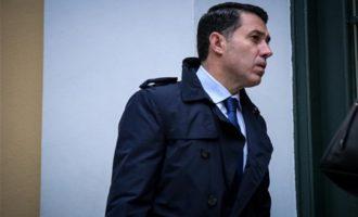 O Mανιαδάκης αρνήθηκε κατηγορηματικά οποιαδήποτε πίεση από Παπαγγελόπουλο
