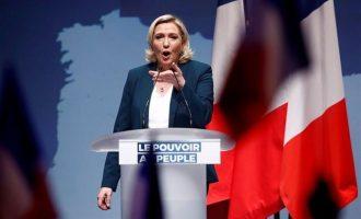 Πώς το κόμμα της Λεπέν ρίχνεται στη μάχη των ευρωεκλογών με σημαία τα «Κίτρινα Γιλέκα»