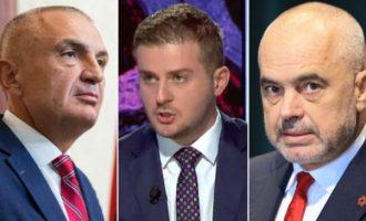 Μεγάλη Αλβανία και μπουρλότο στα Βαλκάνια με ΥΠΕΞ τον Τσάκαϊ ετοίμαζε ο Ράμα