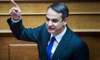 Γιατί ο Μητσοτάκης δεν καταθέτει πρόταση μομφής για τη Συμφωνία των Πρεσπών