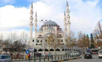 Ανοίγει στην Αλβανία με τουρκικό χρήμα το μεγαλύτερο τζαμί στα Βαλκάνια