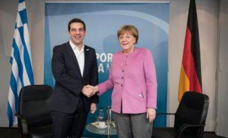Μέρκελ: Η Ελλάδα μπορεί να βασίζεται στη φιλία της με τη Γερμανία