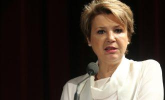 Γεροβασίλη: Θα καταδικάσει η Ν.Δ. και ο Μητσοτάκης την ακροδεξιά βία;