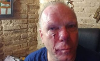 Ακούστε ηχητικό ντοκουμέντο από την επίθεση στον Θ. Ιακόμπι που είχε κάνει ντοκιμαντέρ για τη Χρυσή Αυγή