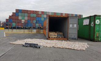 Πάνω από 4.000.000 τα χάπια του «ναρκωτικού των τζιχαντιστών» στο κοντέινερ στο Πέραμα