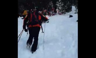 Τραγωδία στη Βουλγαρία: Χιονοστιβάδα καταπλάκωσε άτομα στο Μπάνσκο