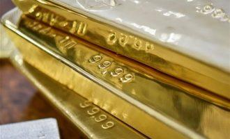 Bloomberg: 20 τόνοι χρυσού φεύγουν από Βενεζουέλα με ρωσικό αεροσκάφος