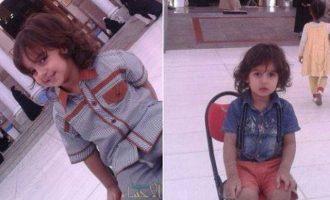 Σαουδάραβας άρπαξε 6χρονο παιδί από τη μάνα του και το αποκεφάλισε μπροστά της