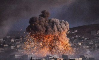 Το Ισραήλ βομβάρδισε στόχους στη νοτιοδυτική Συρία στην Κουνέιτρα