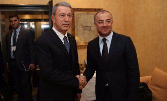Ο Αντιοχεύς υπ. Άμυνας του Λιβάνου είπε «όχι» στον Χουλουσί Ακάρ για περαιτέρω τουρκική κατοχή στη Συρία