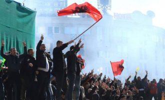 Στην Αλβανία έρχεται αναταραχή – Η Αμερικανική Πρεσβεία προειδοποιεί