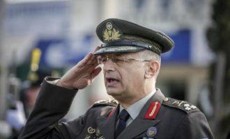 Ηχηρό μήνυμα Στρατηγού Στεφανή: Ο Στρατός έχει πνεύμα νικητή και είναι δύναμη αποτροπής