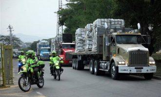Η Βραζιλία μαζεύει τρόφιμα και φάρμακα στα σύνορά της για να τα δώσει στη Βενεζουέλα
