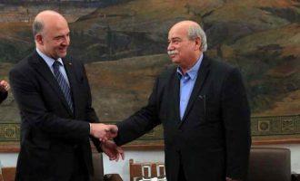 Μοσκοβισί: Η Ελλάδα ανακτά την εμπιστοσύνη – Βούτσης: Να εργαστούμε για μια διαφορετική Ευρώπη