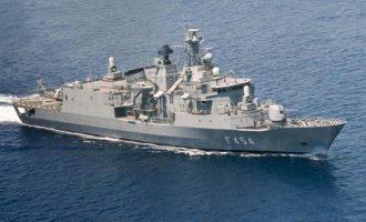 Υπαξιωματικός του Πολεμικού Ναυτικού πέθανε μέσα σε φρεγάτα