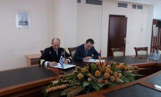 Ελλάδα και Aρμενία υπέγραψαν πρόγραμμα στρατιωτικής συνεργασίας – Τι περιλαμβάνει