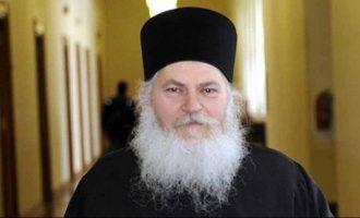 Έμφραγμα υπέστη ο ηγούμενος Εφραίμ – Νοσηλεύεται σε κλινική του Κιέβου