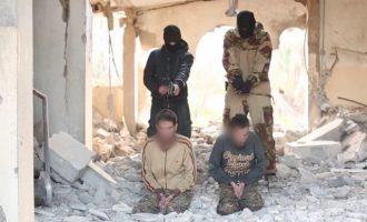 Το Ισλαμικό Κράτος εκτέλεσε αιχμαλώτους μαχητές των SDF (φωτο)