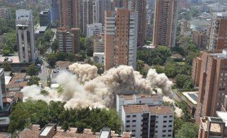 Κολομβία: Ανατινάχτηκε το πολυτελές οχυρό του Εσκομπάρ – Θα γίνει πάρκο για τα θύματα