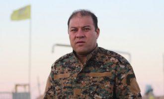 Κούρδος αξιωματούχος: Οι τζιχαντιστές διαφεύγουν στην Τουρκία και από εκεί περνάνε στην Ευρώπη