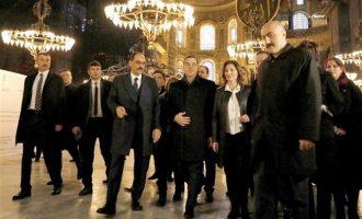 Διπλωματικές πηγές: Σημαντική η παρουσία του Ιμπραήμ Καλίν στην επίσκεψη Τσίπρα
