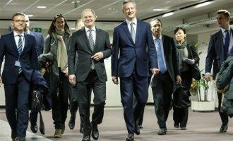 Γαλλία και Γερμανία τα βρήκαν για τον προϋπολογισμό της Ευρωζώνης