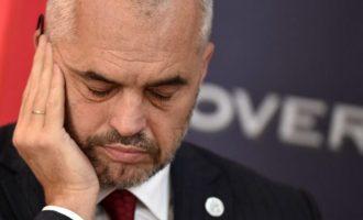Μεγάλη Αλβανία; Οι Γερμανοί λένε στον Ράμα «ξέχασέ την»