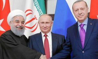 Ο Πούτιν είπε στον Ερντογάν ότι δεν μπορεί να εισβάλει ανατολικά του Ευφράτη δίχως άδεια του Άσαντ