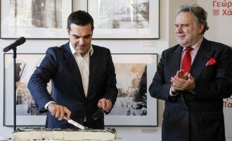 Τσίπρας στο ΥΠ.ΕΞ.: Η Ελλάδα παίζει κεντρικό ρόλο στο ευρωπαϊκό γίγνεσθαι