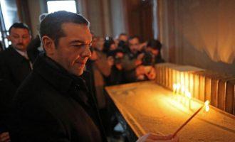 New York Times: Ένας επισκέπτης στη Χάλκη, ο Αλέξης Τσίπρας, που δεν έμοιαζε με κανέναν άλλο στην ιστορία