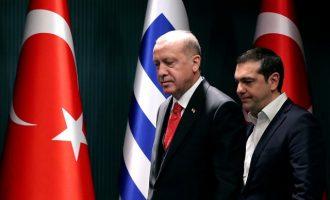 Όλα όσα συζήτησαν Τσίπρας-Ερντογάν – Tα παζάρια του Τούρκου και η απάντηση της Ελλάδας