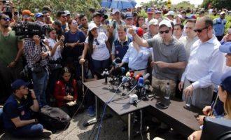 Αμερικανός γερουσιαστής προειδοποίησε τον Μαδούρο να μην κινηθεί εναντίον του Γκουάιντο