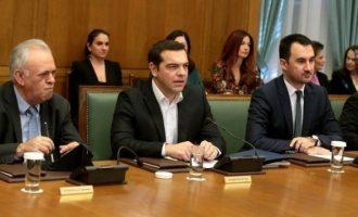 Τσίπρας: Προγράμματα επιδότησης ενοικίου 300 εκατ. ευρώ και δανείου 200 εκατ. ευρώ