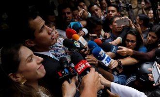 Ποιο σύνθημα του Μπαράκ Ομπάμα «δανείστηκαν» οι οπαδοί του Γκουάιντο στη Βενεζουέλα