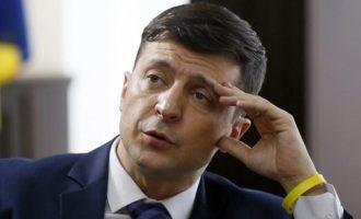 Τι είπε ο Ζελένσκι για το «σκάνδαλο» Μπάιντεν και σχέσεις με τη Ρωσία